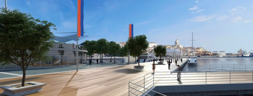 Water city project news