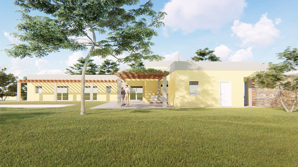 Palmela Villa Sun