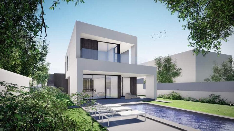 Meco beach Villa – 525000€