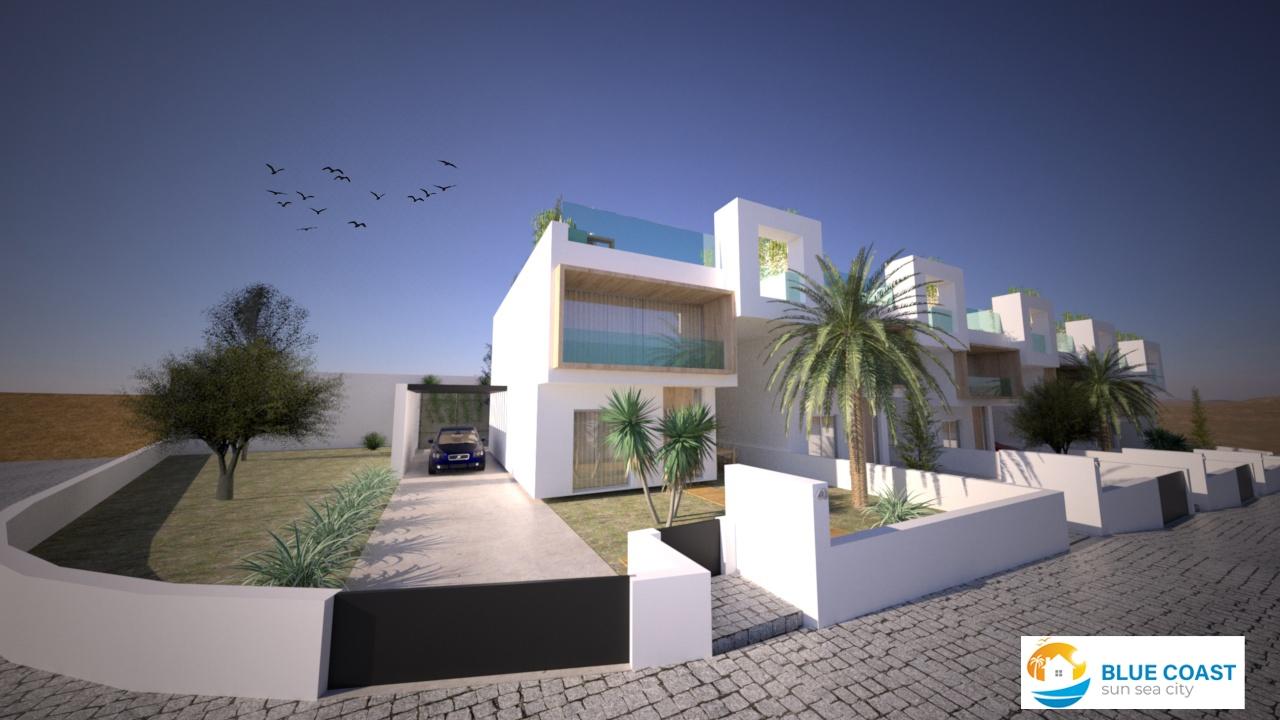 Moon villas